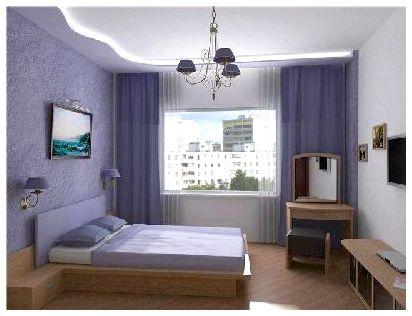 Как выбрать обои для спальни