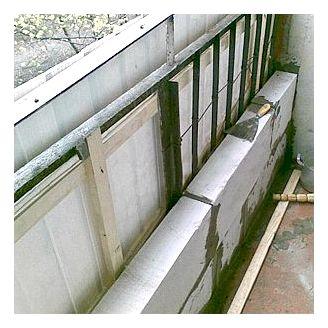 Удаление парапета на балконе и лоджии..