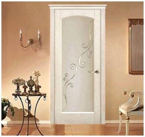 белые межкомнатные двери в интерьере недостатки